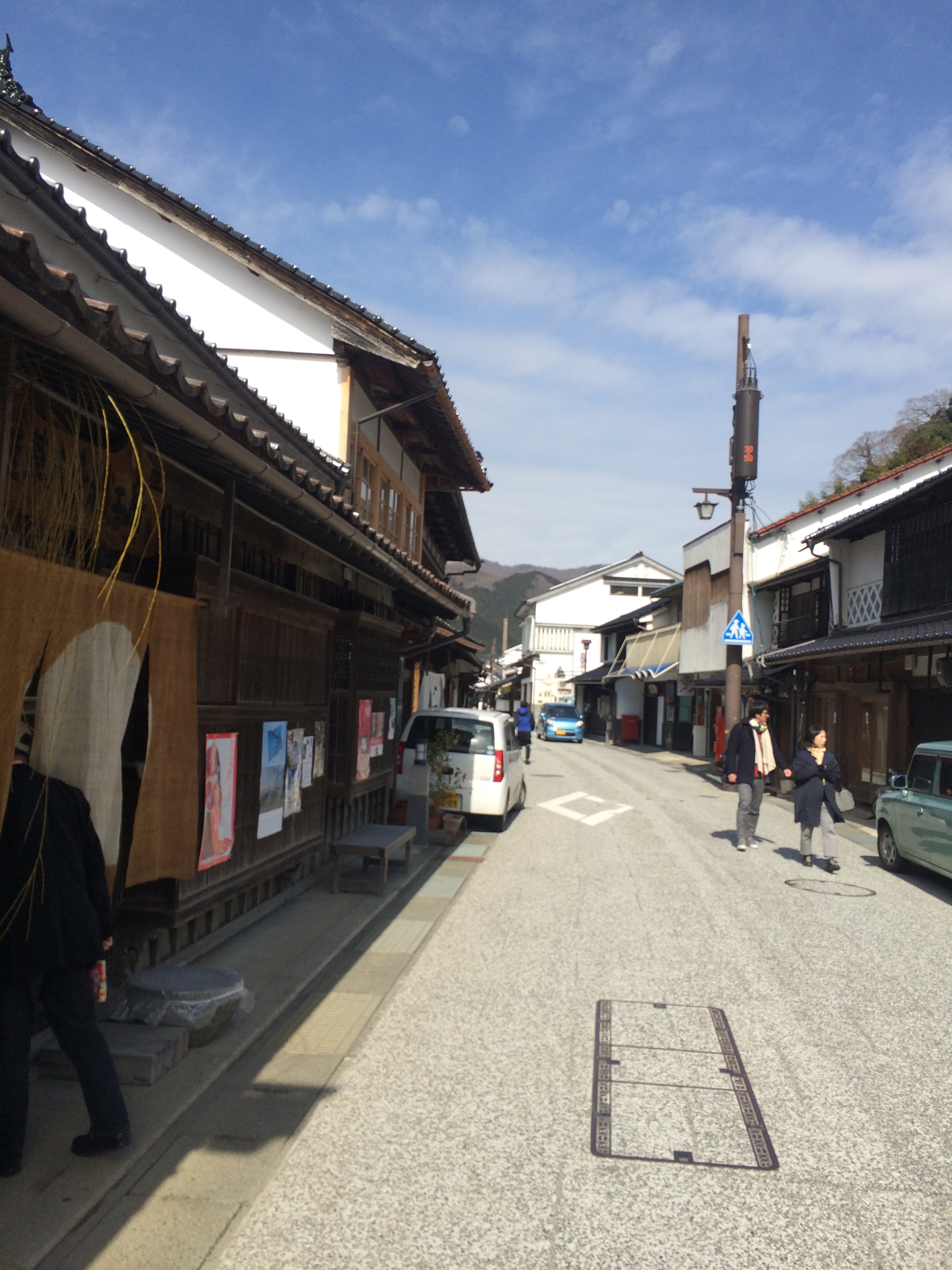 Histric town Katsuyama