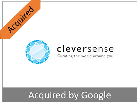 Personalized recommendation (acq. by Google)