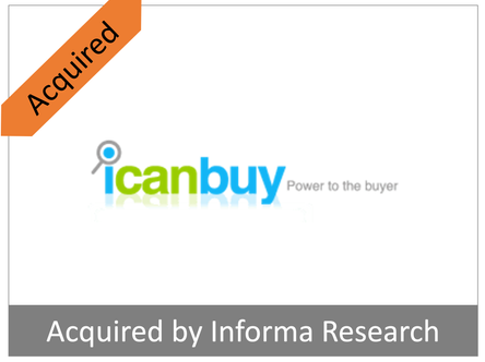Real-time mortgage pricing engine (acq. by Informa)