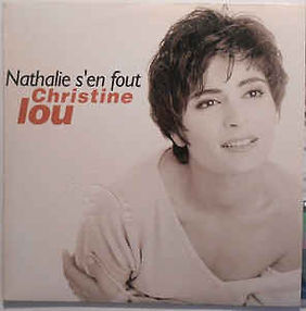 1993-Christine Lou-NATHALIE S'EN FOUT pochette.jpeg