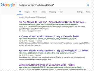 """Four Heartbreaking Stories of Customer Service Agents """"Not Allowed to Help"""""""