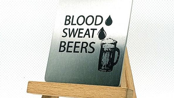 Blood, Sweat, Te..., Beers