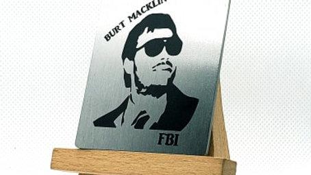 Burt Macklin - FBI