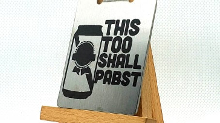 This Too Shall Pabst