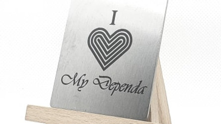 I Love My Dependa