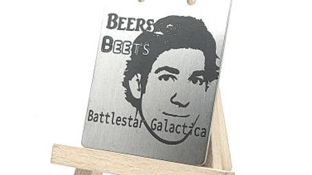 Beers, Beets, Battle-star Galactica.