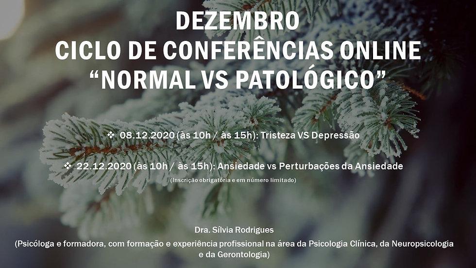 Inscrição em ambas as conferências