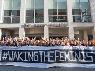 Converting Advocacy to Action: #WakingTheFeminists Legacy