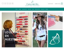 Carla del Río & Web