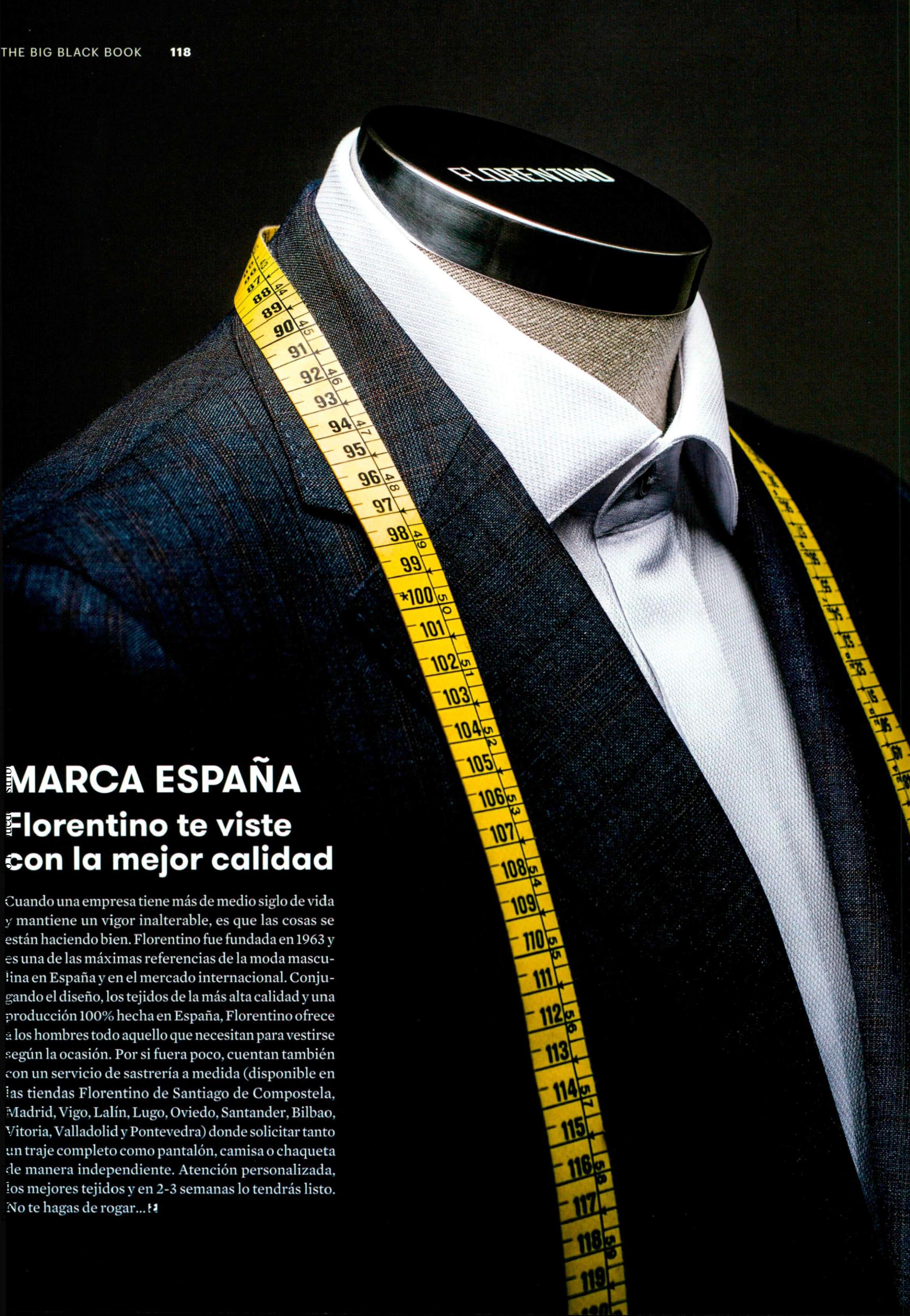 Florentino & Esquire Big Black Book