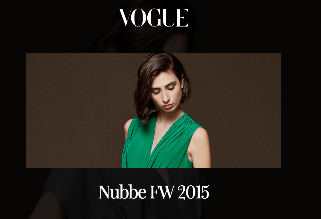 Nubbe & VOGUE