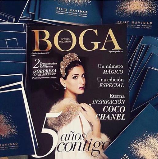 Boga Novias Magazine