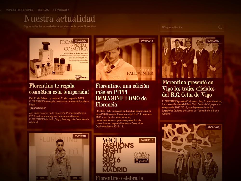 Florentino & Web