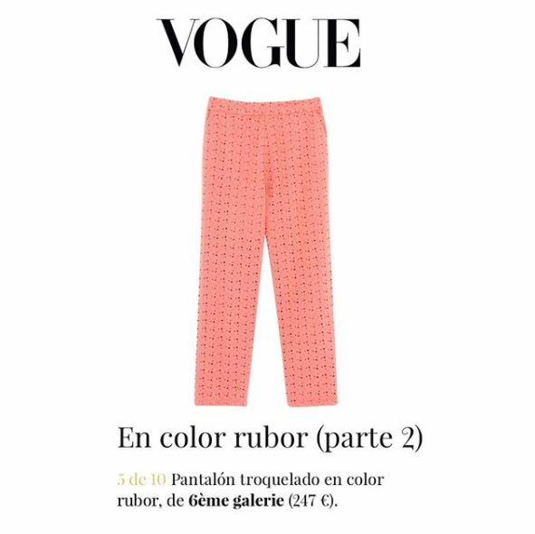 6èmegalerie & Vogue