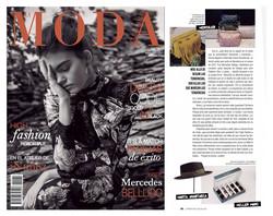 MAF en la revista La Moda en las Cal