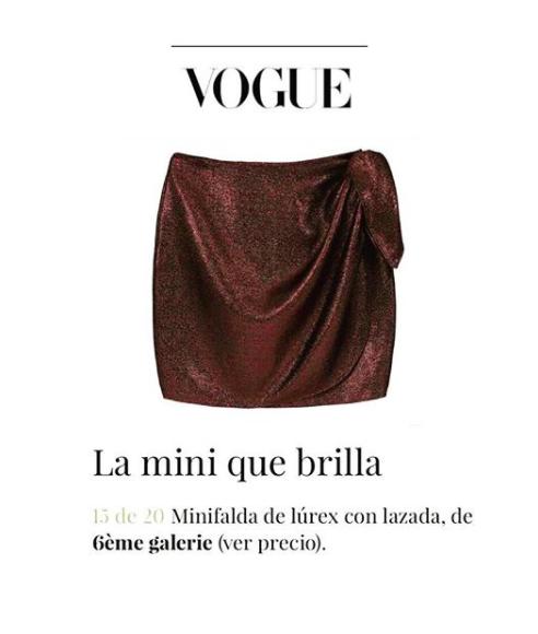 6èmegalerie & Vogue
