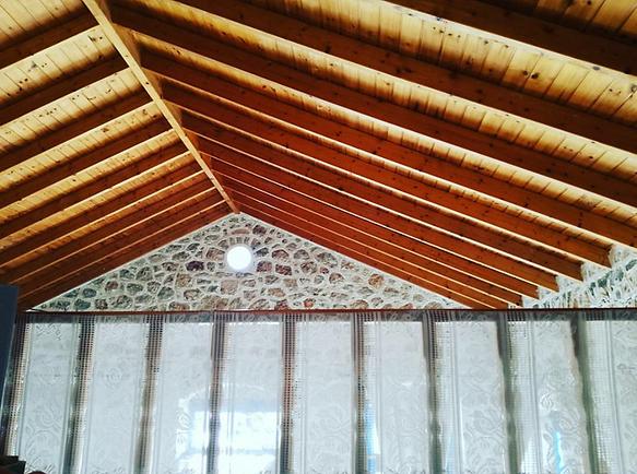 Traditional Chalki Interior - Greek Islands - Halki - Marina Castellana Studios