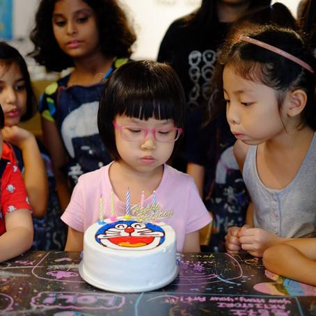 Si Rui's 5th Birthday Celebration