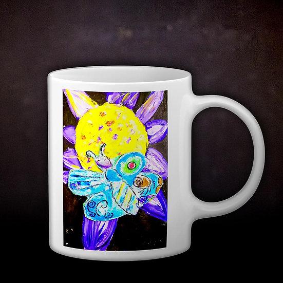 Ashleycje's Butterfly Coffee Mug