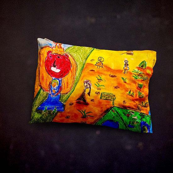 Ashleycje's Teddy Pillow