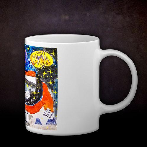 Ashleycje's Astronaut Coffee Mug