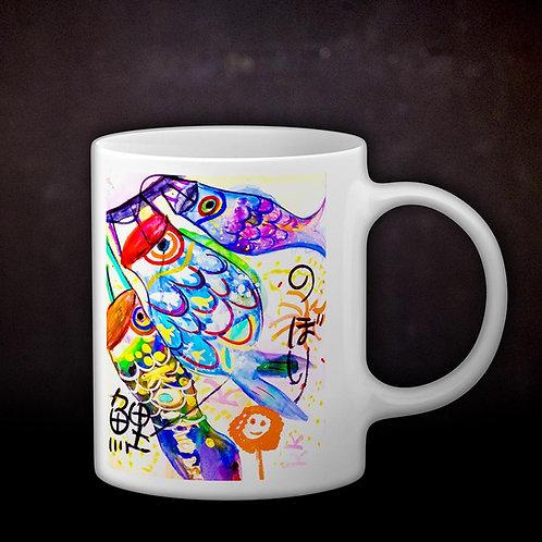 Ashleycje's Koinobori Coffee Mug