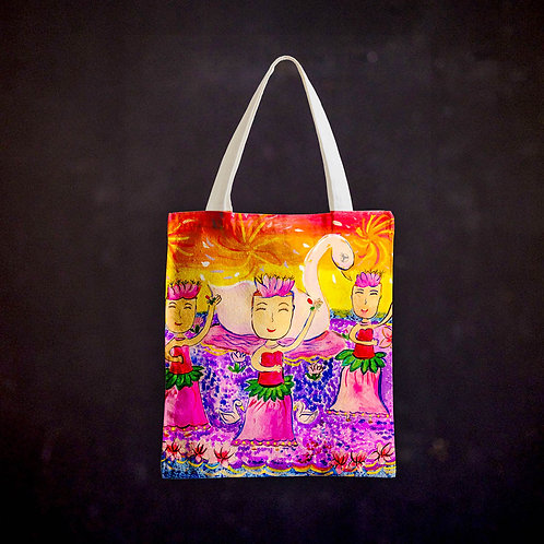 Stacey's Chingay Totebag