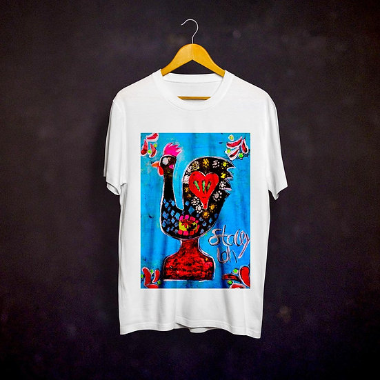 Stacey's Rooster of Barcelos T-shirt