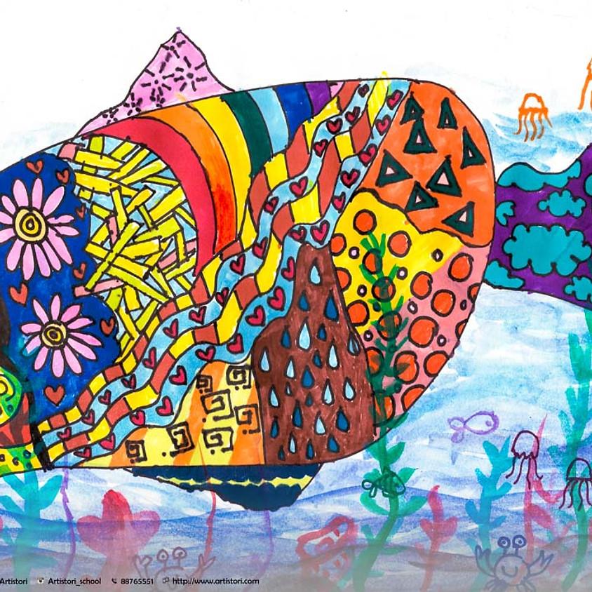 2nd International Theme-based Art Contest