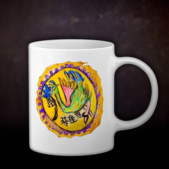Ashleycje's Drumskin Coffee Mug