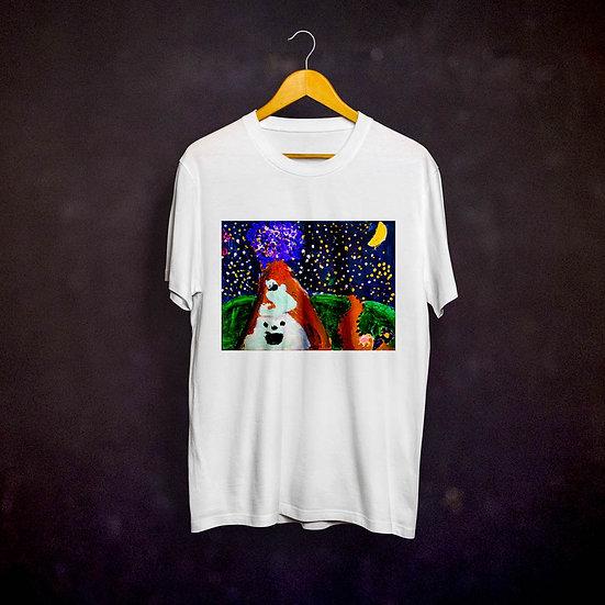 Ashleycje's Halloween Night T-shirt