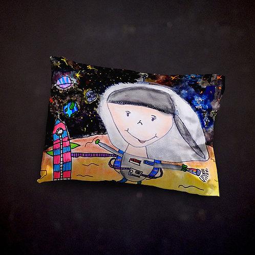 Stacey's Astronaut Throw Pillow