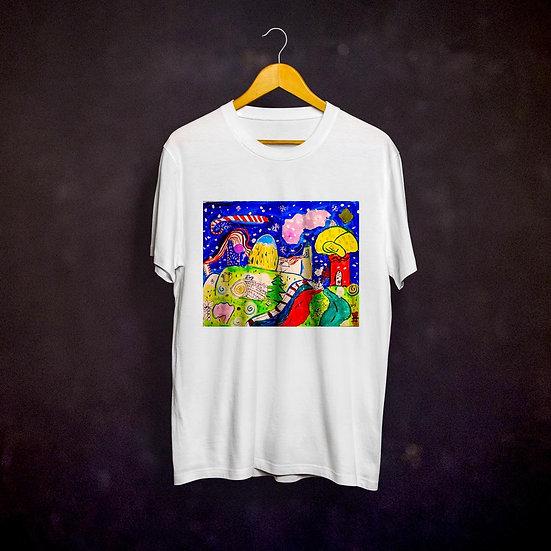 Ashleycje's Gingerbread Man T-shirt