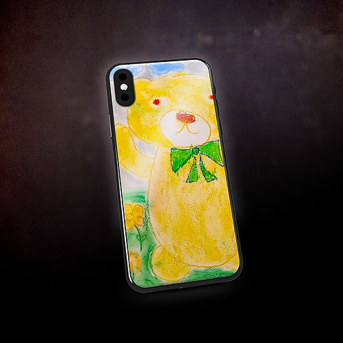Benjaminc's Teddy Phone Case