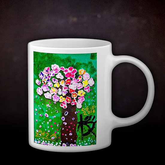 Ashleycje's Sakura Coffee Mug