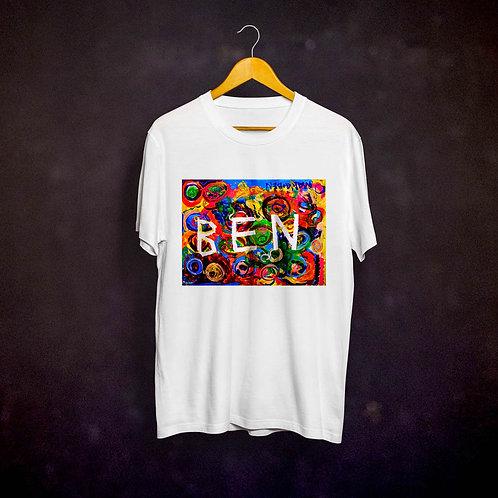 Benjaminc's Name T-shirt