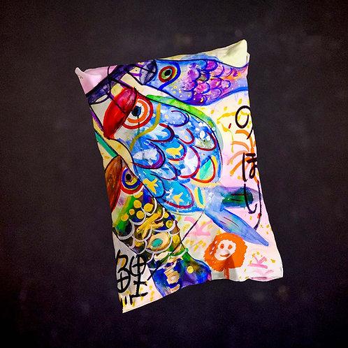 Ashleycje's Koinobori Pillow