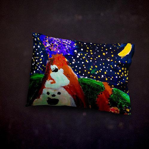 Ashleycje's Halloween Night Pillow