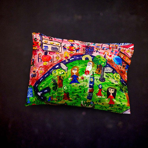 Stacey's Hawker Throw Pillow