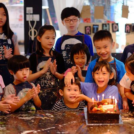 Ashley's 7th Birthday Celebration