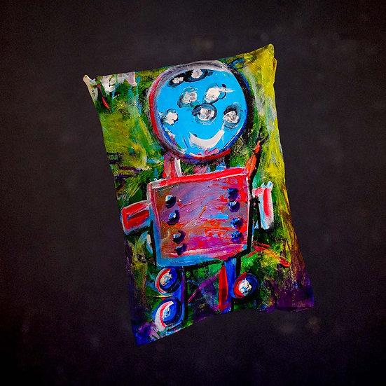Benjaminc's Robot Pillow