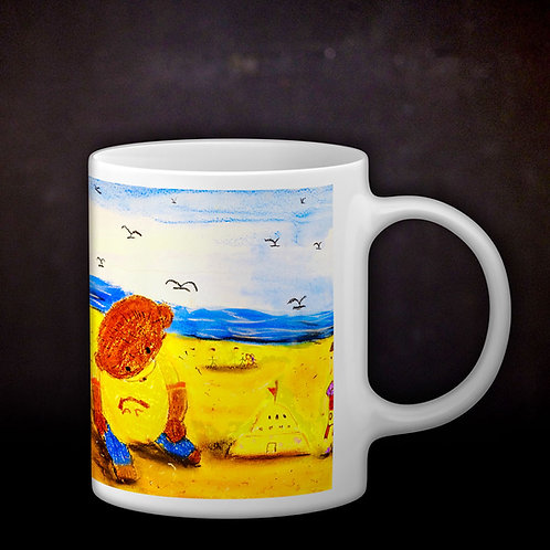 Stacey's Teddy Coffee Mug