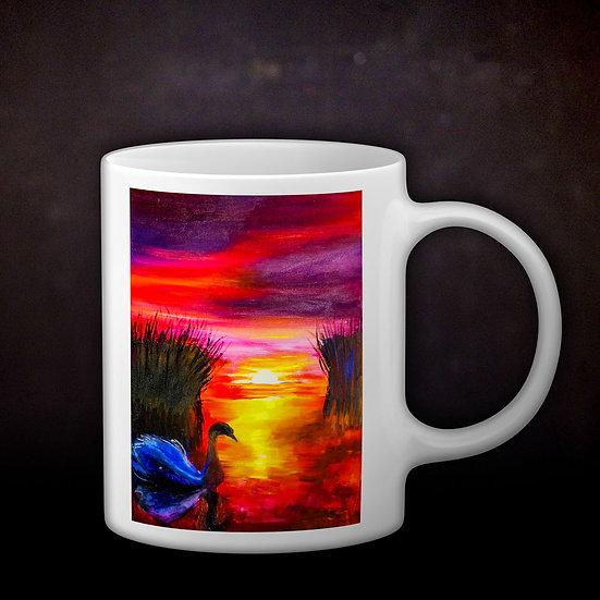 Stacey's Scenic Sunset Coffee Mug