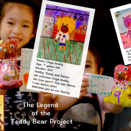 Legend of the Teddy Bear Part 1