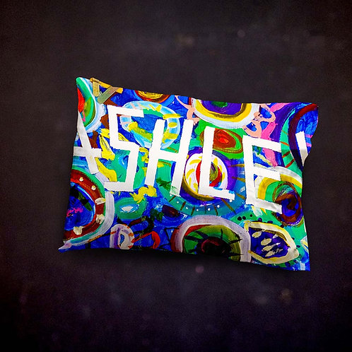 Ashleycje's Name Pillow