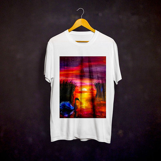 Stacey's Scenic Sunset T-shirt