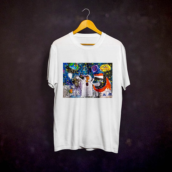 Ashleycje's Astronaut T-shirt