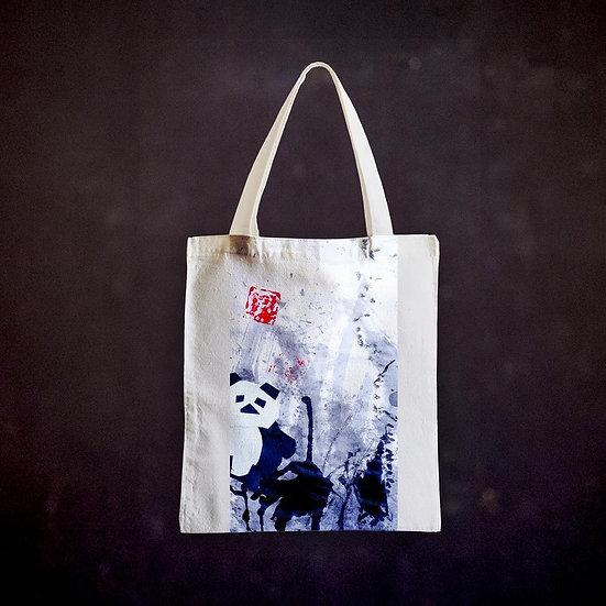 Benjaminc's Panda Totebag