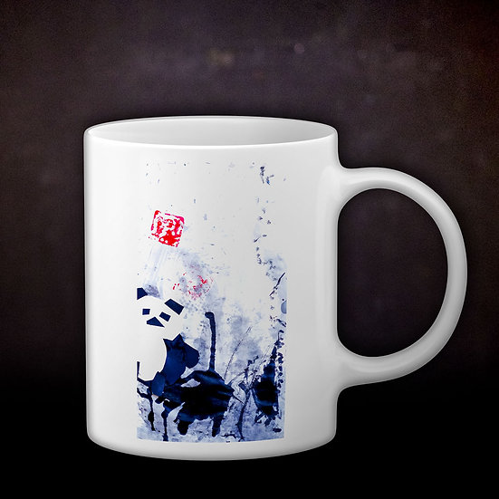 Benjaminc's Panda Coffee Mug
