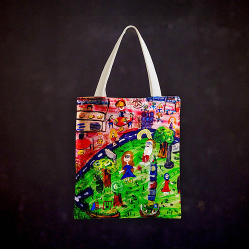 Stacey's Hawker Totebag